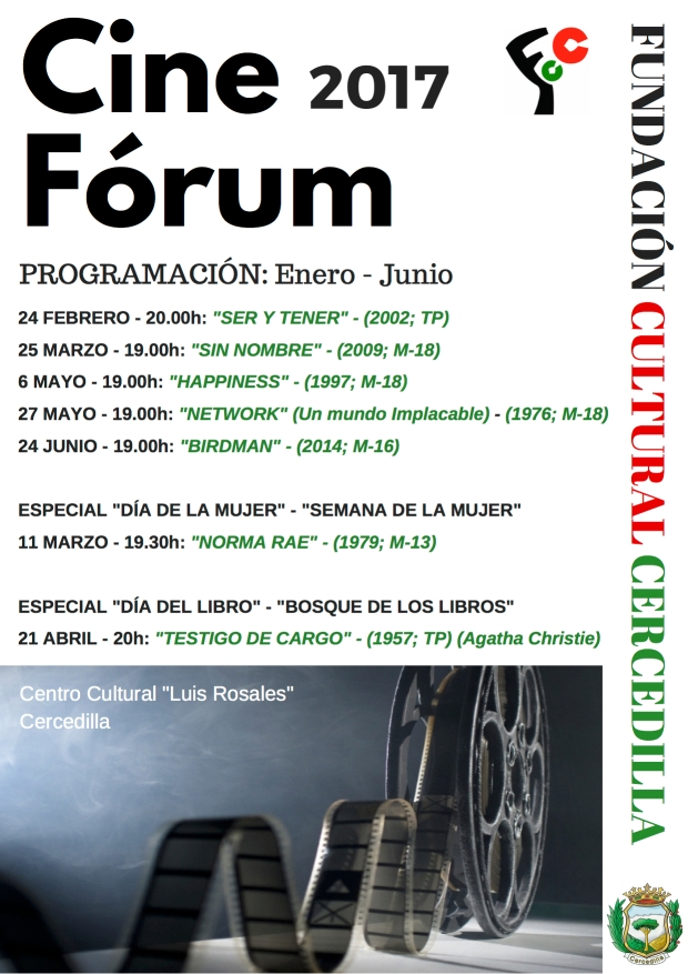 CINE FORUM_Cartel