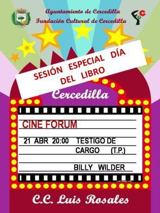 Testigo de Cargo Cine forum